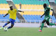 Match amical Gabon/Nzambie