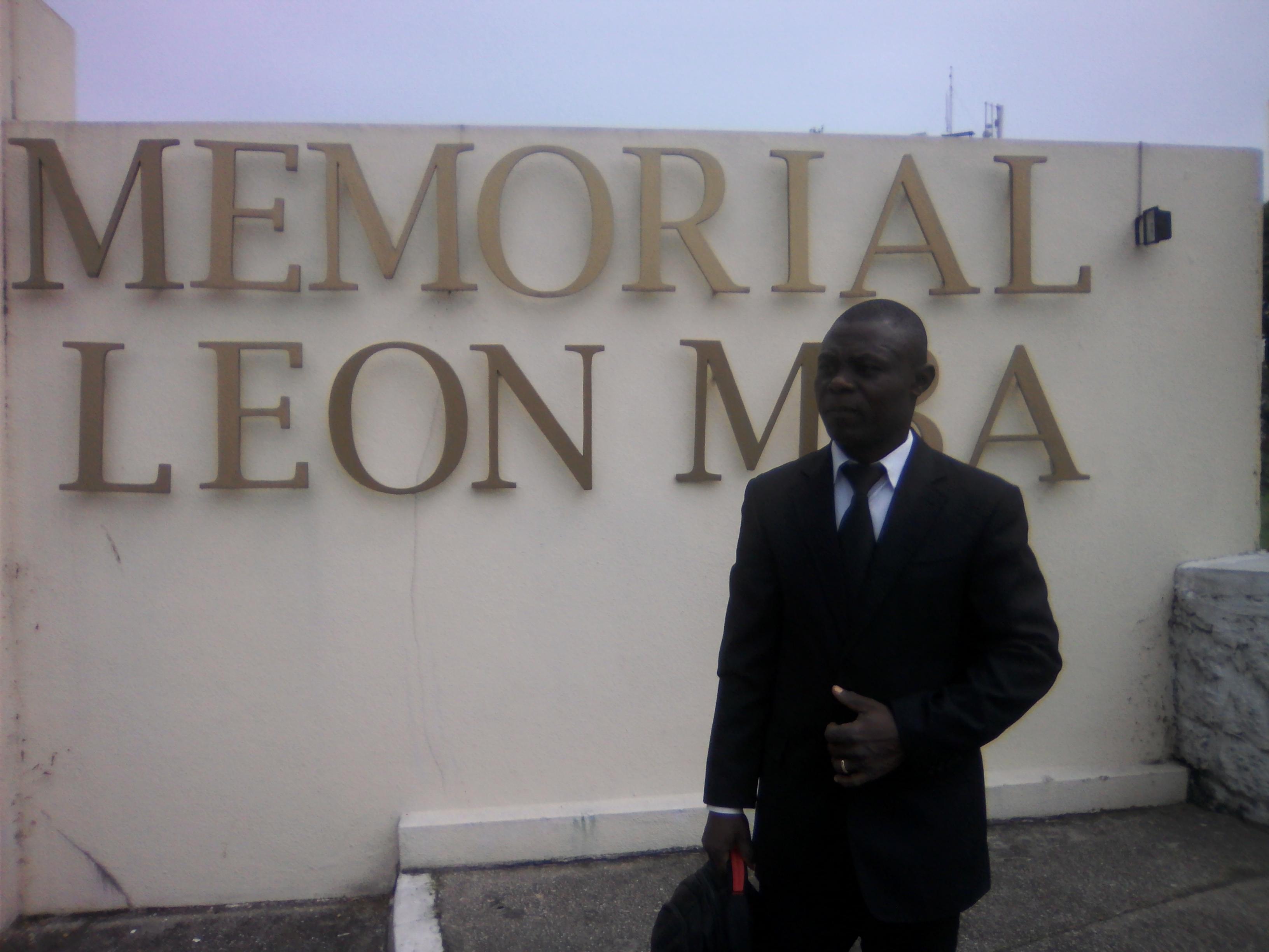 Roland Désiré Aba'a menace le pouvoir d'Ali Bongo!