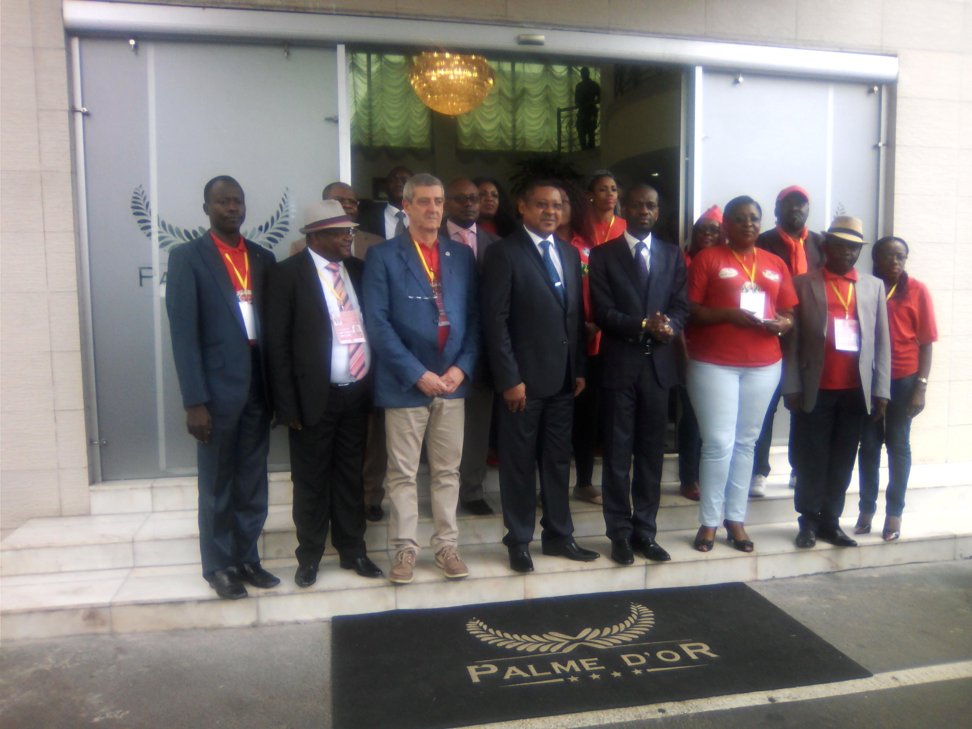 Congrès régional des services publics et assimilés de l'Afrique Francophone: ouverture des travaux!