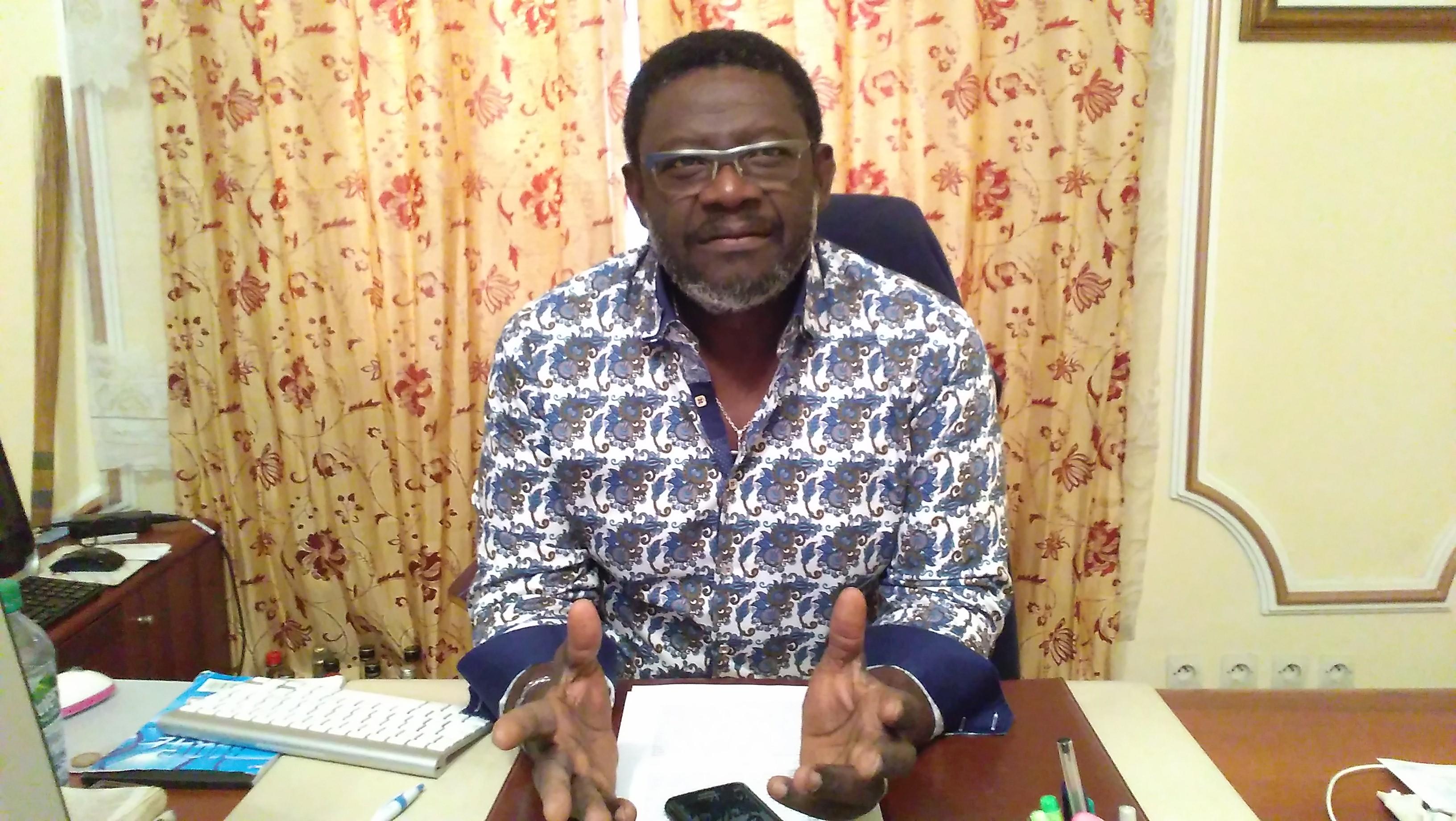 L'interview du mois avec le président de la CGP, Francis Jean Jacques Evouna!