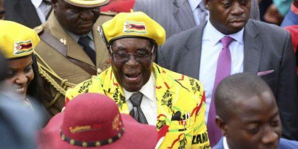 Zimbabwe: un convoi de chars aperçu à l'entrée de la capitale!