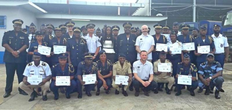 Coopération France/Gabon: la lutte anti drogue au programme!