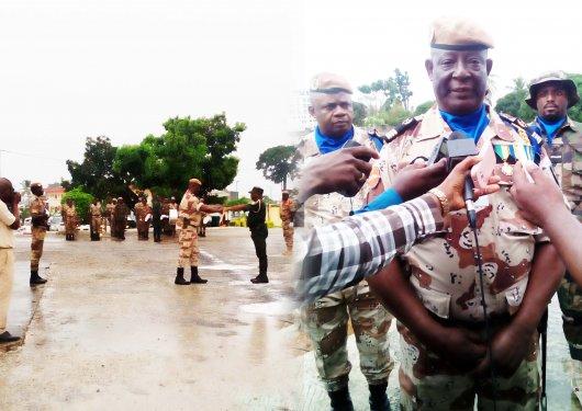 Le nouveau directeur de la prison centrale de Libreville en fonction!