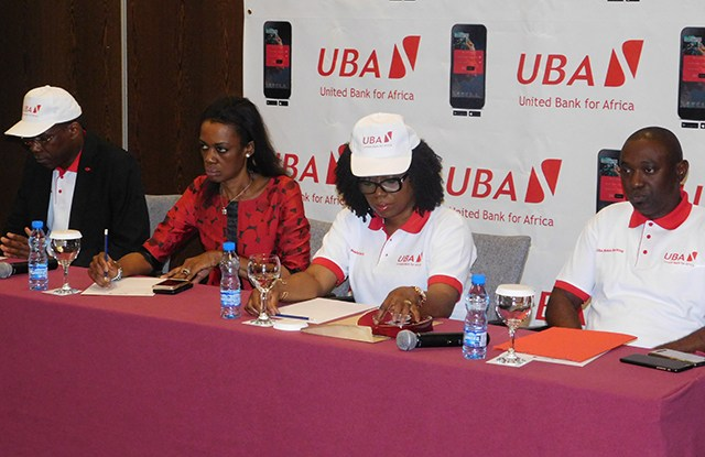 UBA lance son application mobile banking!