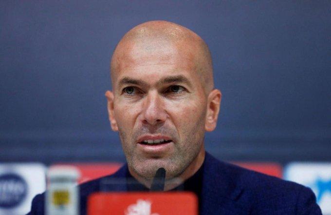 Zinédine Zidane quitte le Réal de Madrid!