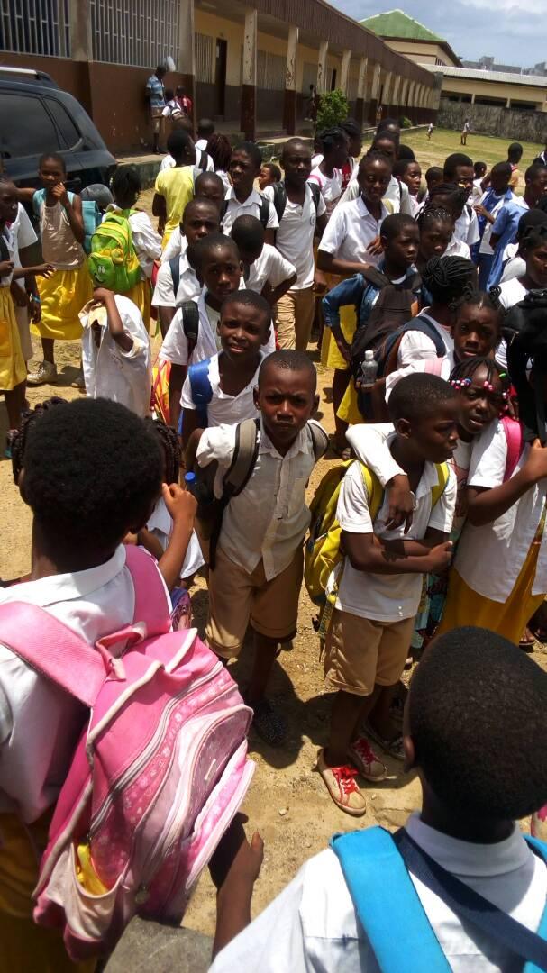 Examens au Gabon: de la joie encore plus des pleurs!