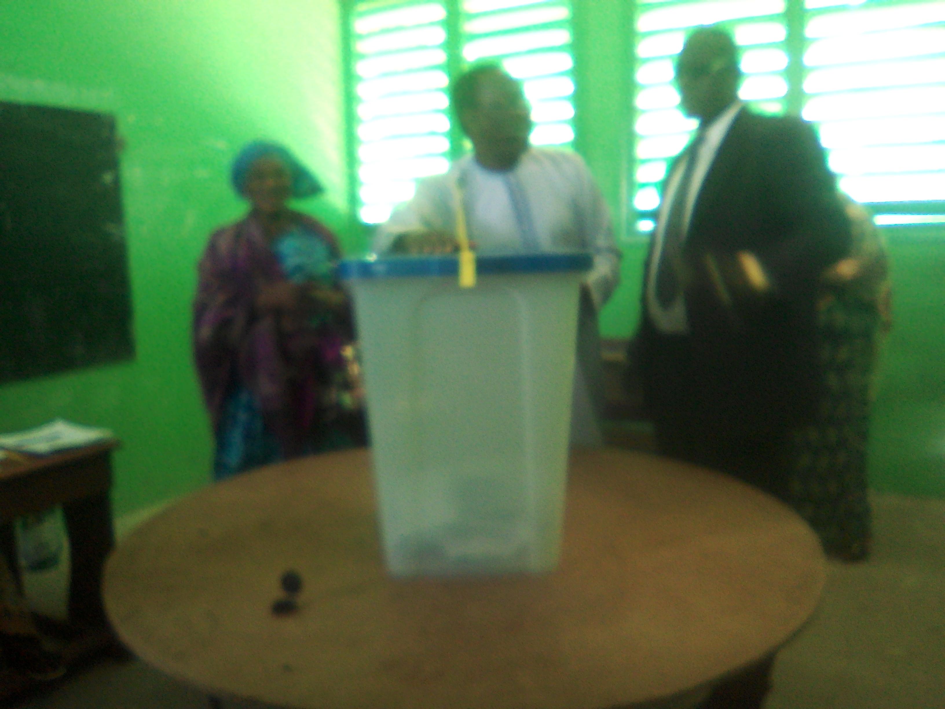 Présidentielle du Mali: les maliens du Gabon ont voté dans la sérénité!