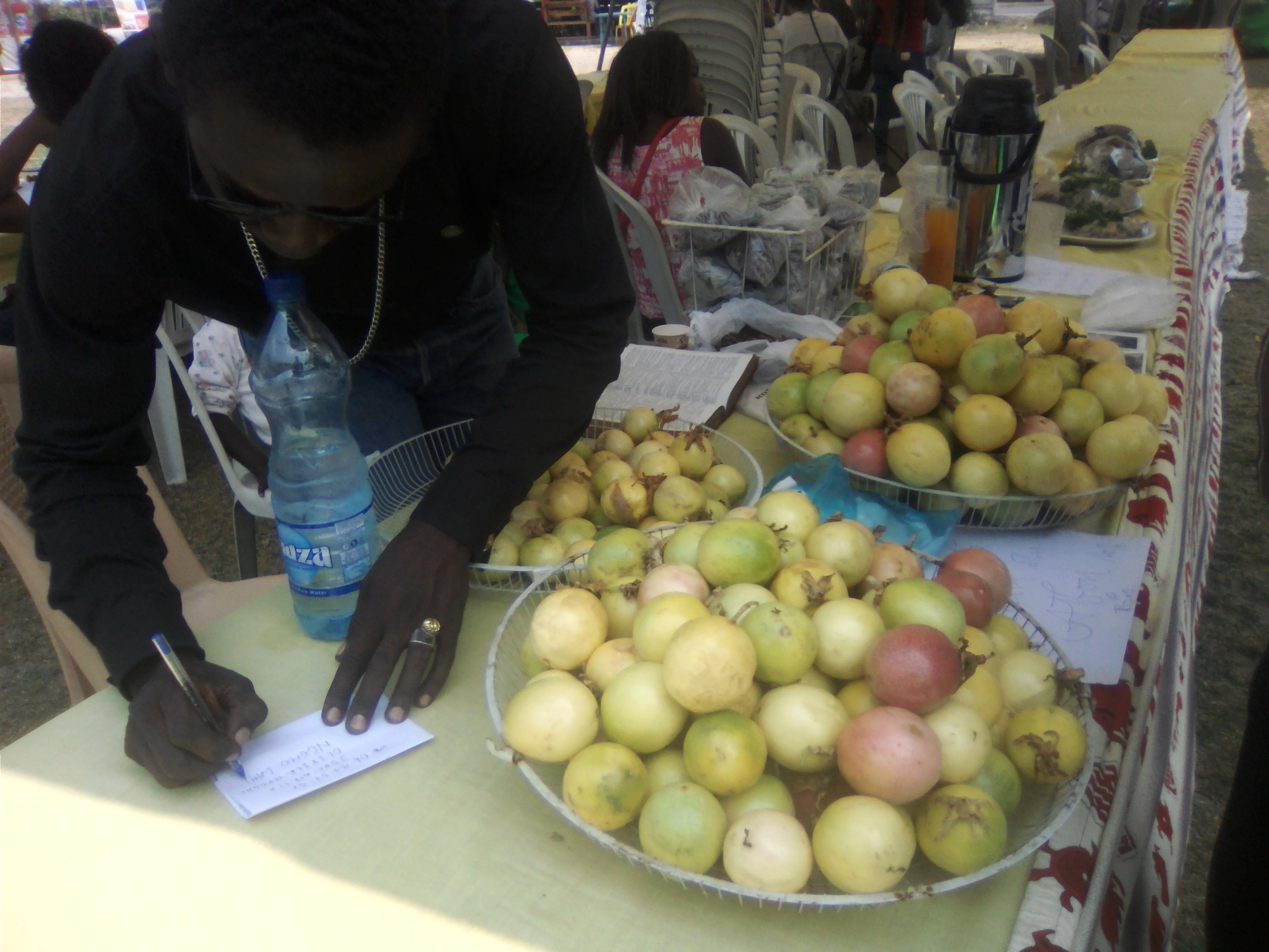 Retour sur la foire agricole d'Akanda!