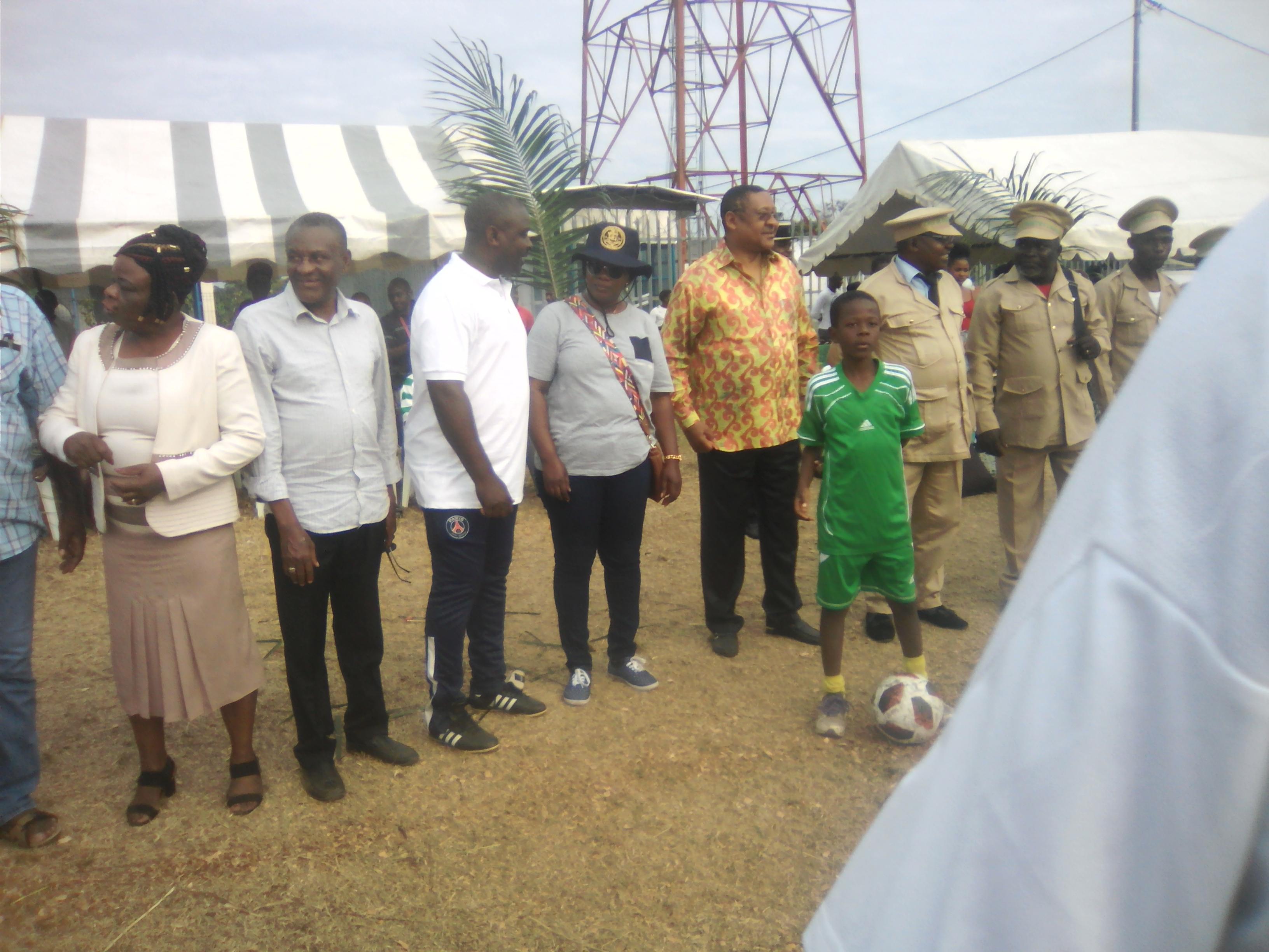 4ème édition de la coupe de l'indépendance d'Akanda: dans l'unité parfaite!
