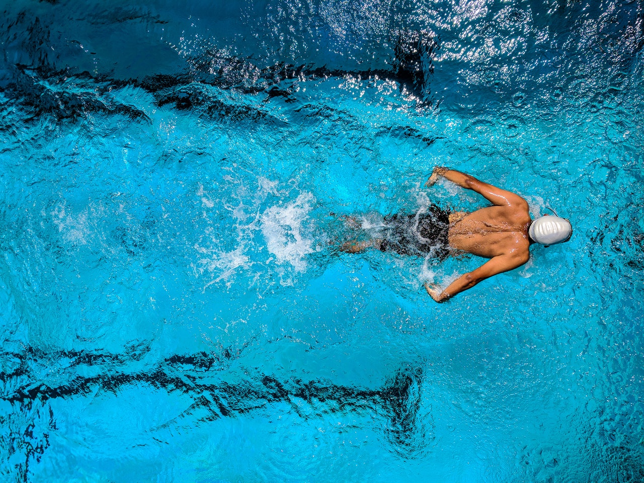 Add swimming to your daily routine