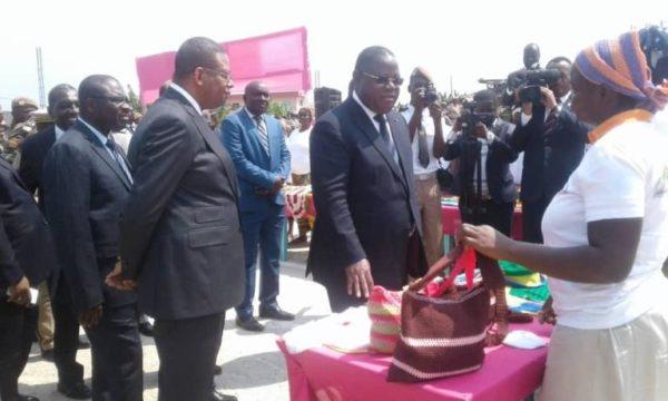 Journée de l'enfant africain célébrée à la prison centrale de Libreville!