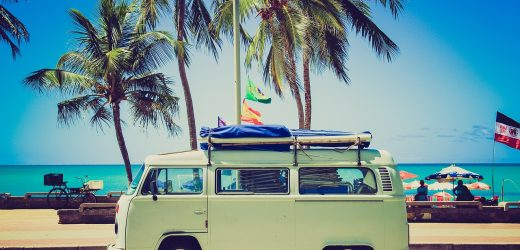 Travel with friends this summer