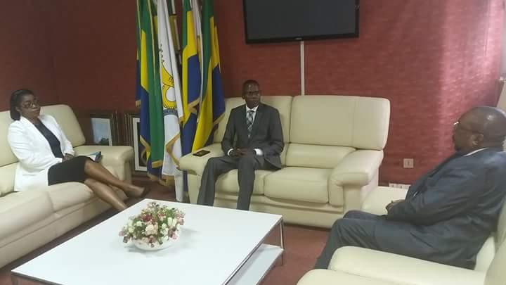 Réunion de crise au ministère de l'intérieur face à l'accumulation des tas d'ordures à Libreville et ses environs!