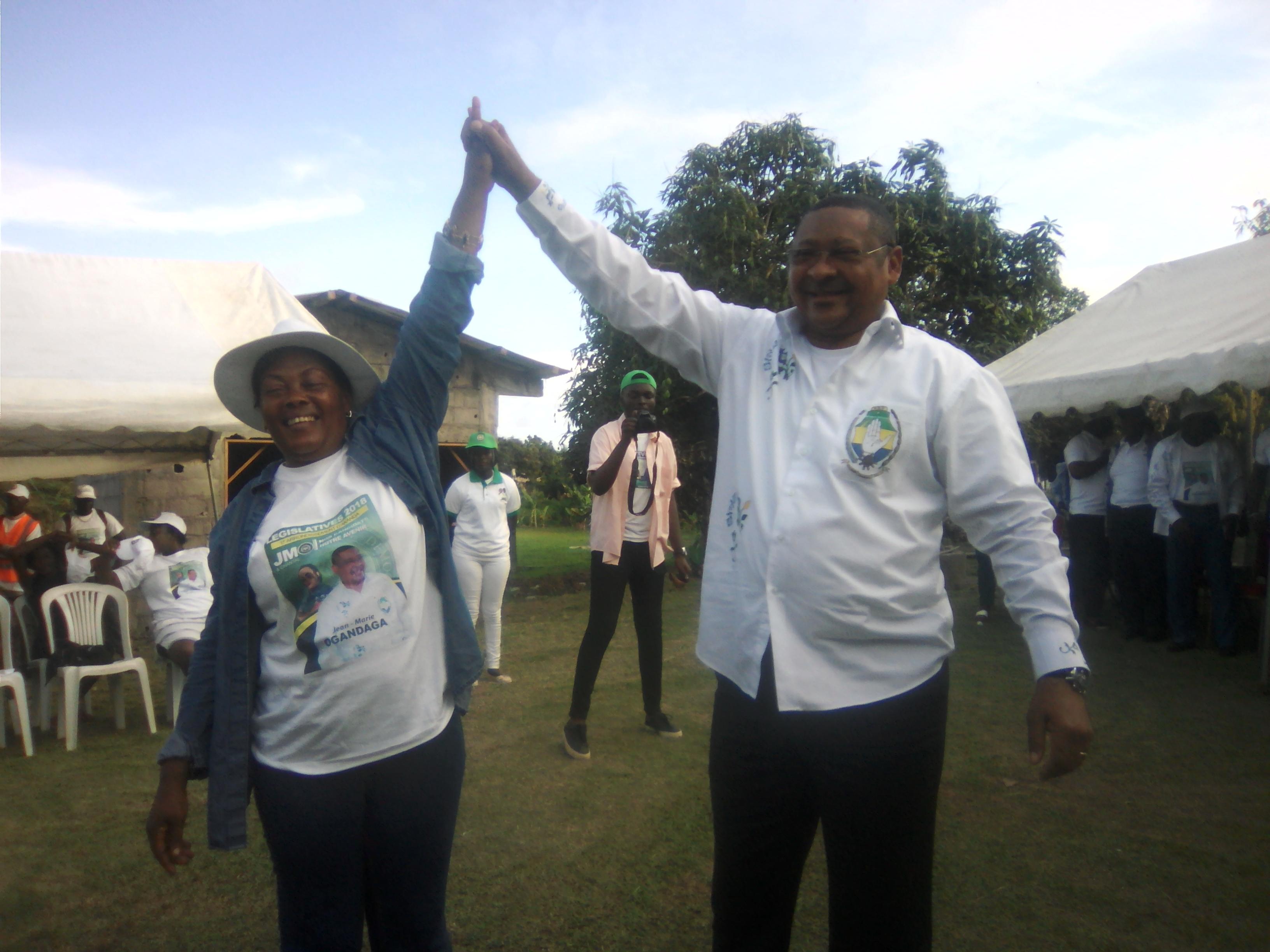 Élections 2018: Akanda debout ensemble pour une victoire cache!