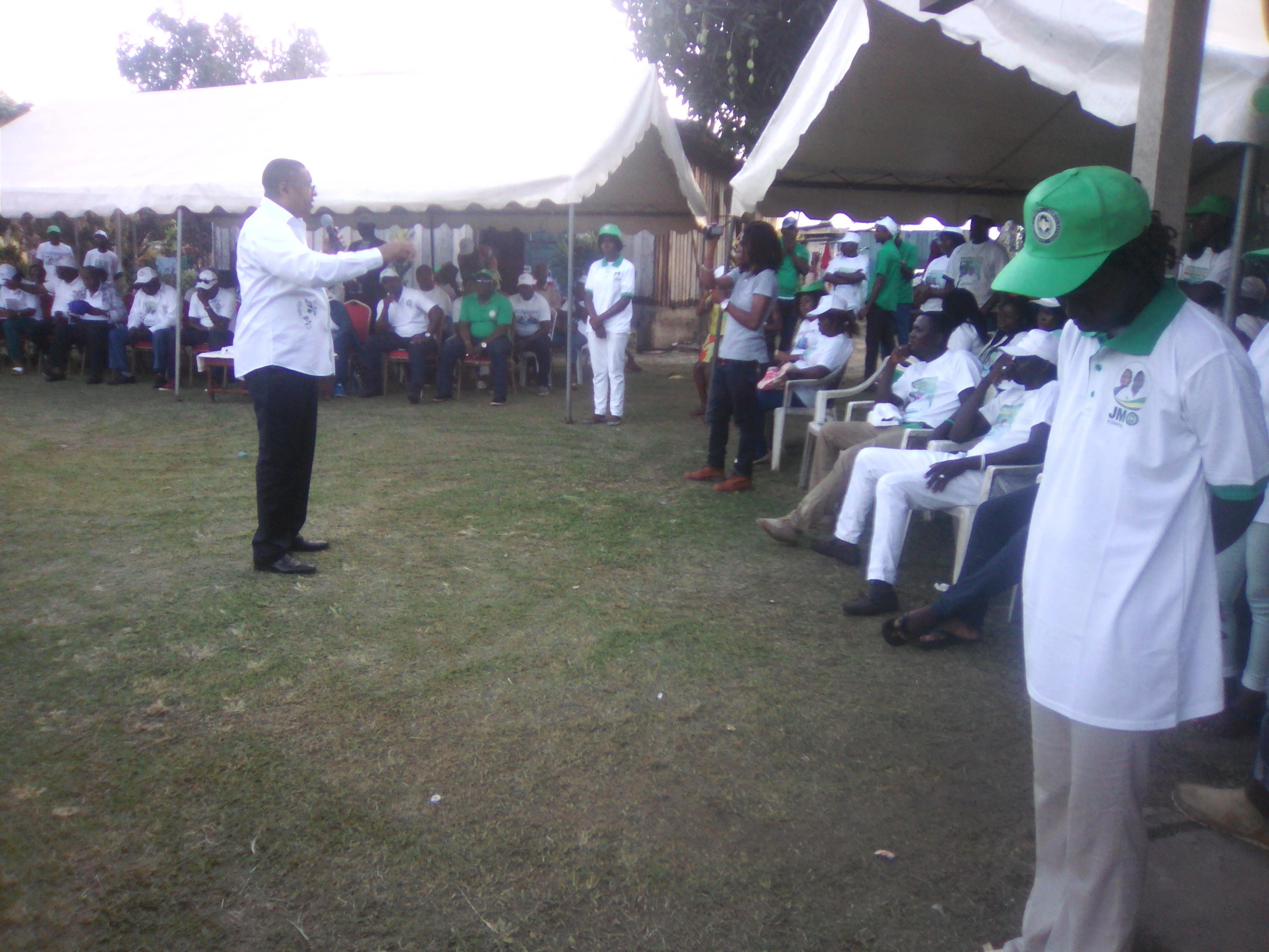 Élections législatives 2018: développons le premier arrondissement d'Akanda ensemble!