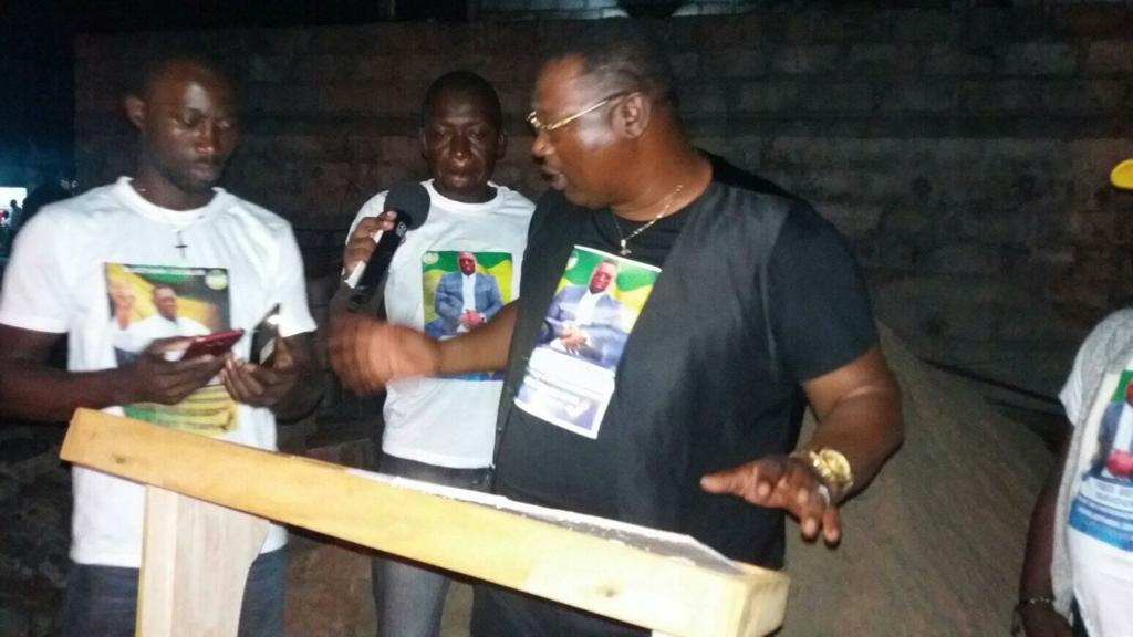 Libre propos de Fred Bernard Mavoungou Conseiller Municipal Président de train-D'union