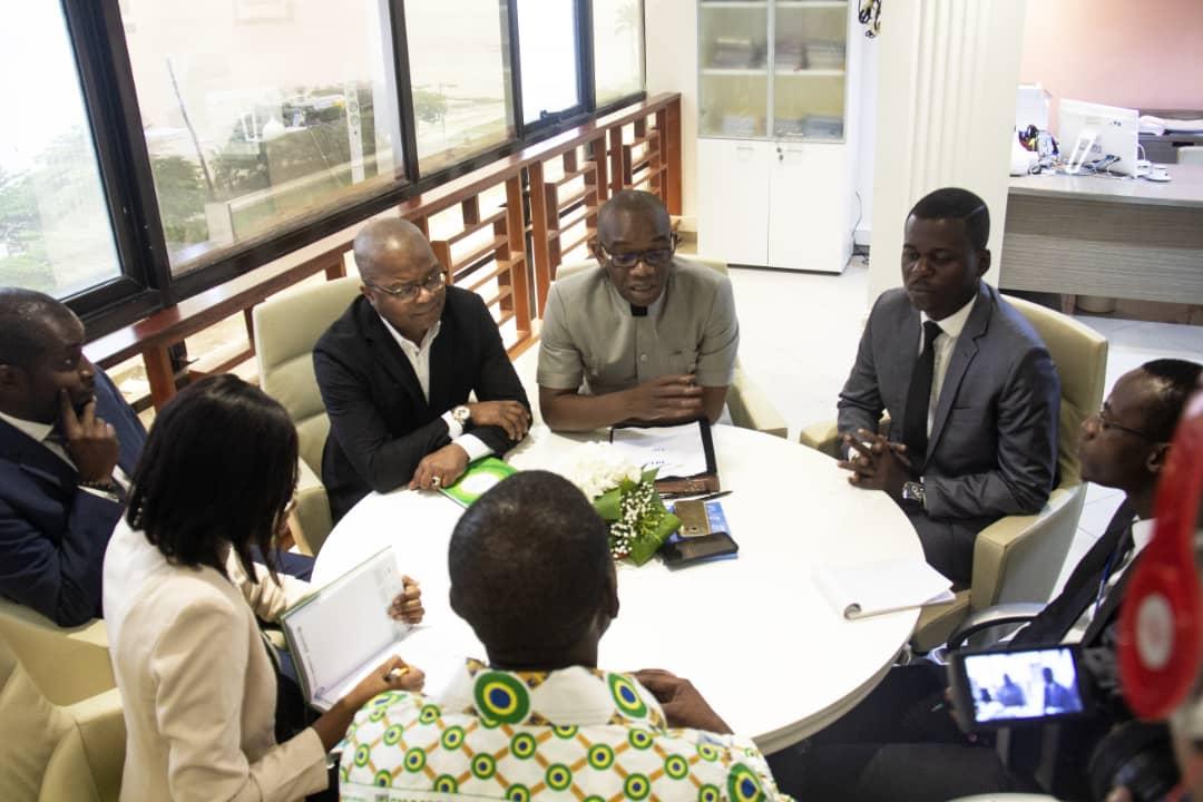 Poursuite du dialogue entre la direction générale de la CNAMGS et le SYNA-CNAMGS!