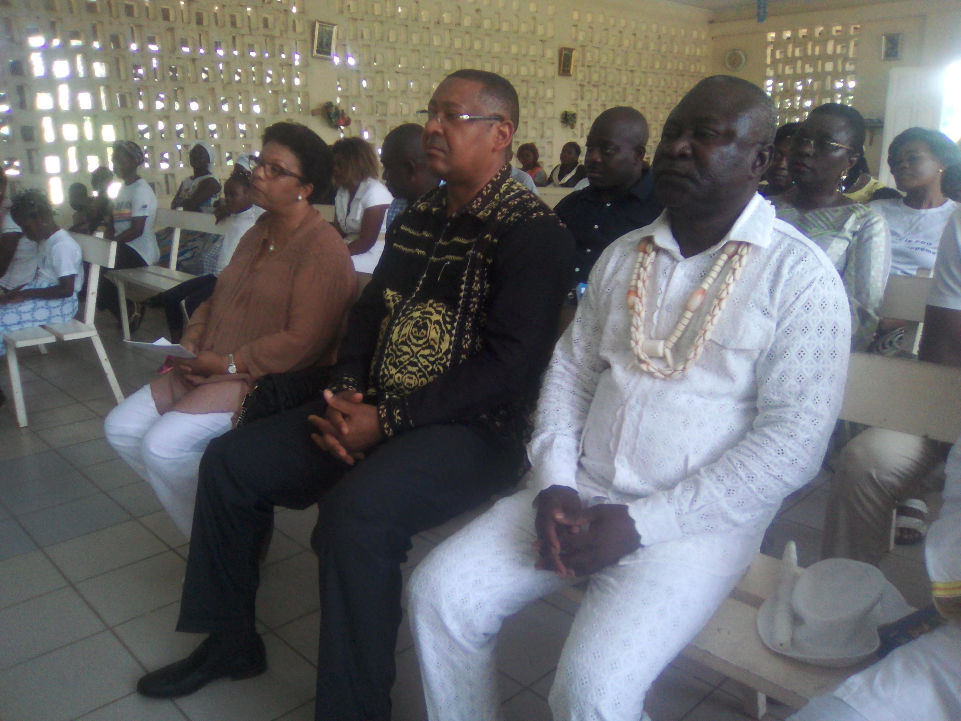 Culte d'action de grâce de Jean Marie Ogandaga pour un prompt rétablissement du chef de l'état!
