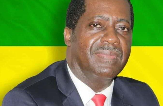 Constant Oyono «Le président du Sénat doit entrer en fonction»