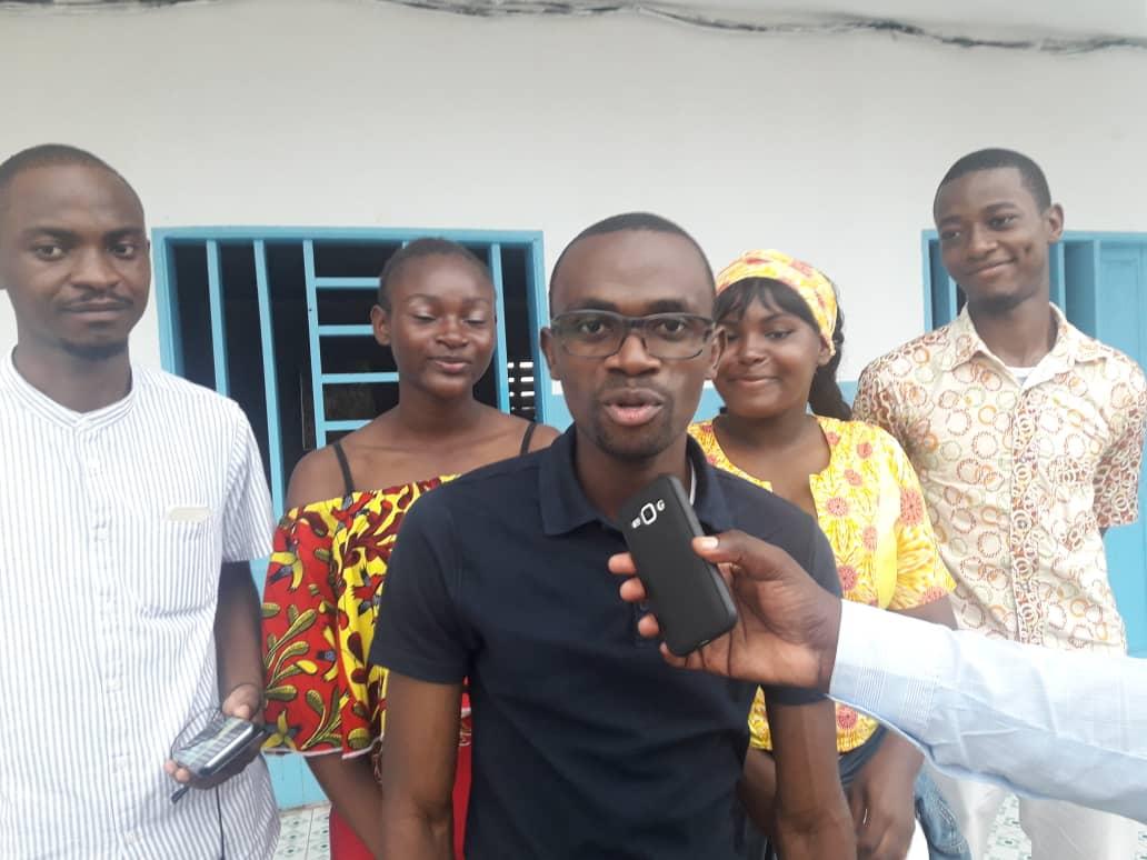 Carnaval au lycée Ntchoréré de Libreville: Jofrid MAYOSSA Président de YIRA Entrepreneurs appelle les pouvoirs publics à assainir les alentours des établissements scolaires!