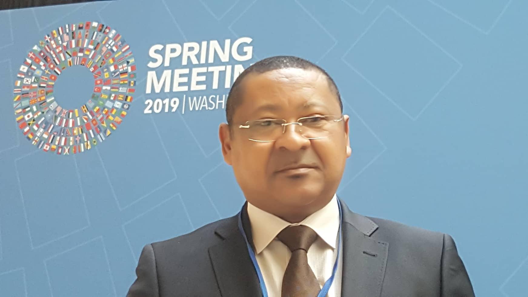Le Gabon en soutien au Congo Brazzaville et à la Guinée Équatoriale devant la FMI.