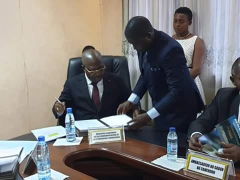 L'Entente sur l'interconnexion des réseaux de communication électronique entre le Gabon et le Cameroun renforcée !