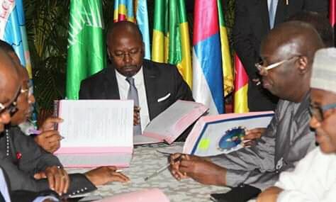 CEEAC: 2e Réunion ministérielle du COPIL-RI à Libreville !