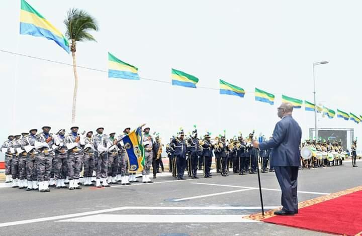 Anniversaire de l'indépendance du Gabon : déjà 59 balais.