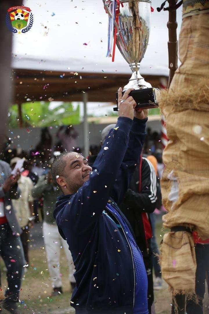 Fin de la 2eme édition du tournoi pierre Mamboundou!