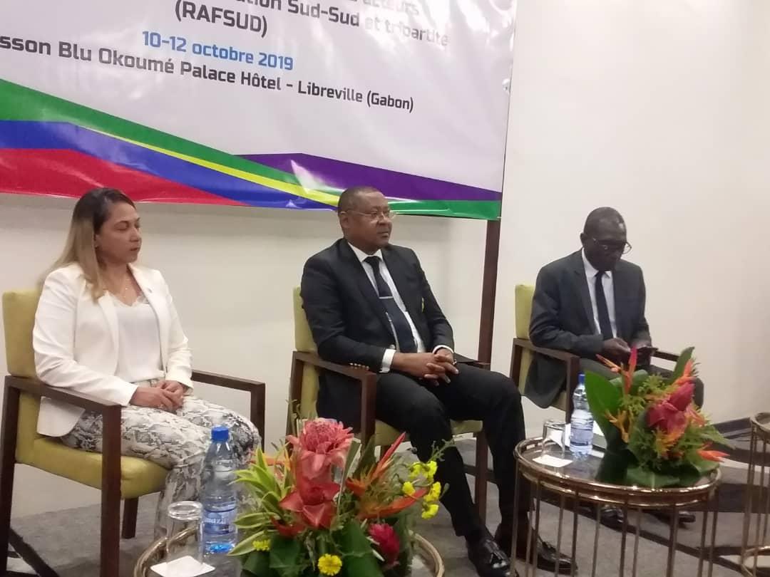 Naissance du réseau des acteurs francophones pour la coopération sud-sud et tripartie (RAFSUD)!