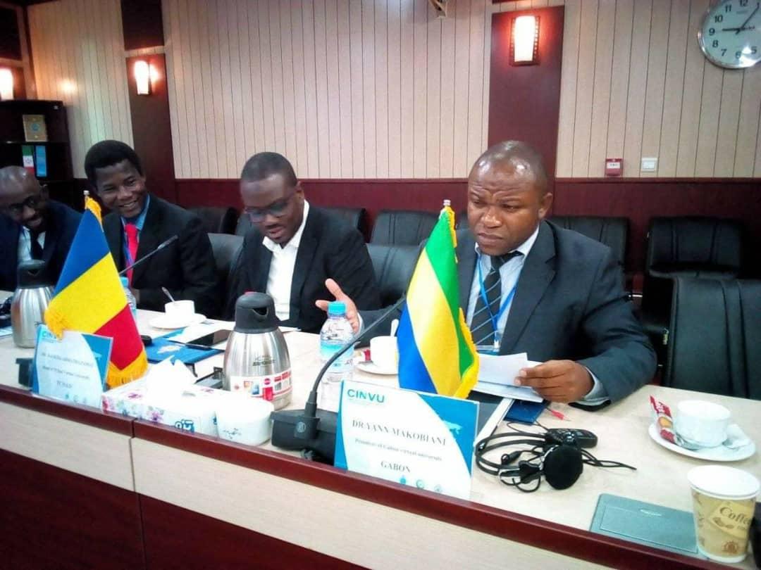 Le Gabon représenté à la 2eme assemblée générale des Réseau inter-islamique sur les universités virtuelles (CINVU)!