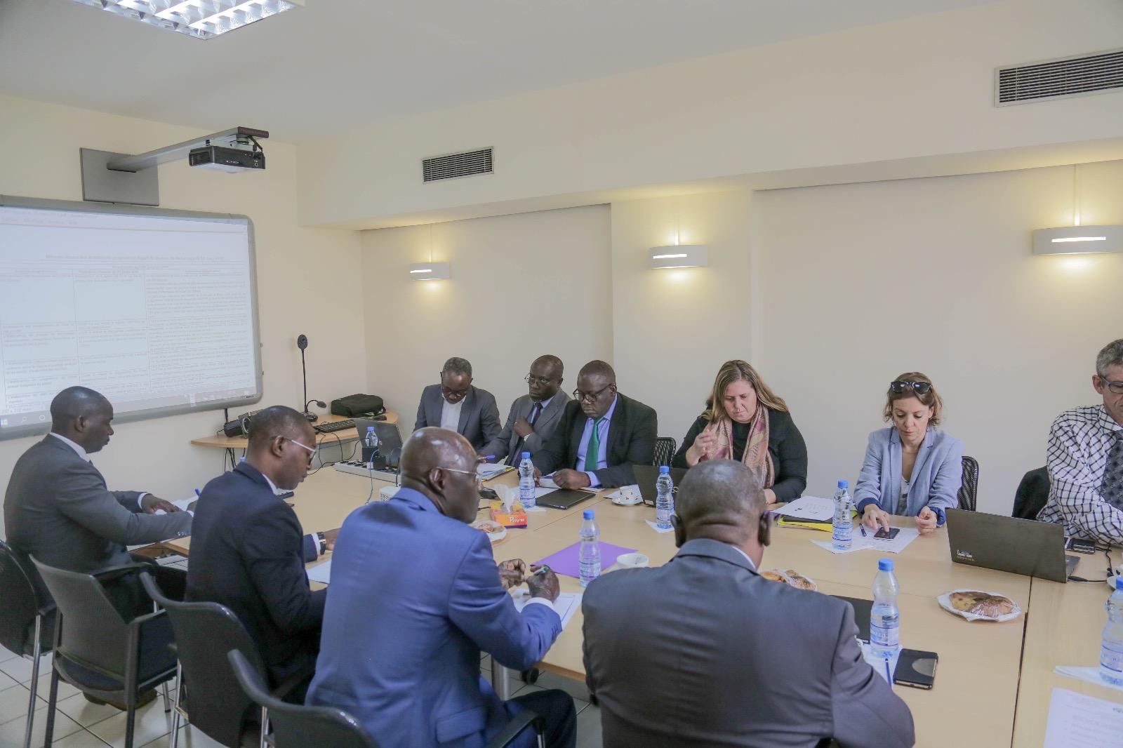 CAFI: le directeur de Cabinet du ministre des Eaux et des Forêts Ludovic Ngok, a lancé les travaux!