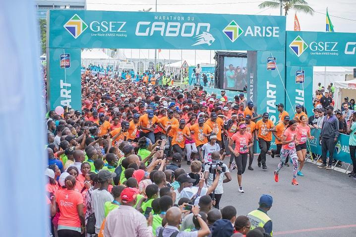 Fin de la 7eme édition du Marathon!