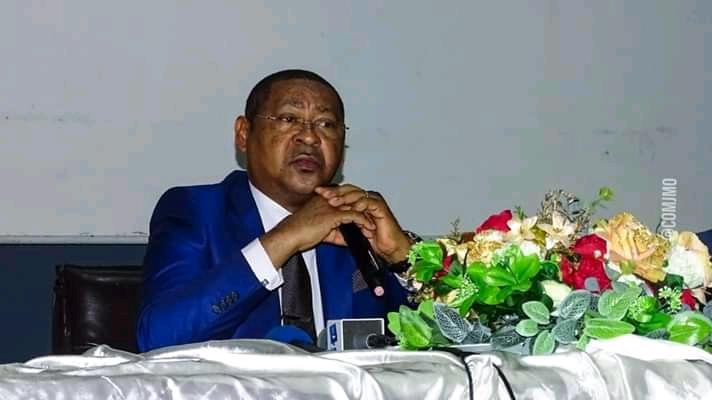 Jean Marie Ogandaga pour une nouvelle impulsion du PDIL2