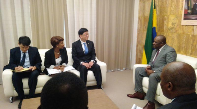 Léandre Nzué invité à Daejeon, en Corée en 2022