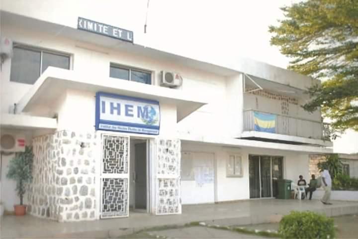 Gabon Covid-19 : L'IHEM lance son programme d'enseignement à distance.