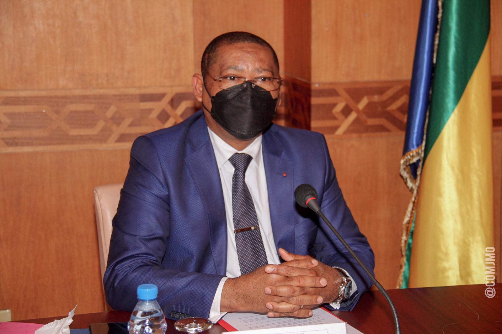 Jean Marie Ogandaga auditionné au Sénat !