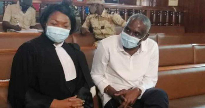 Magloire Ngambia enfin libre !