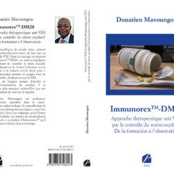 Présentation officielle du livre laissé par le professeur Donatien Mavoungou !