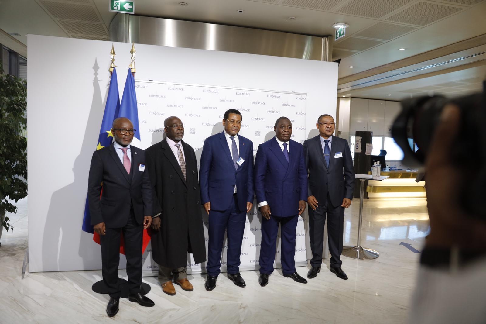 Paris Infraweek 2020: Jean Marie Ogandaga parle du Gabon !