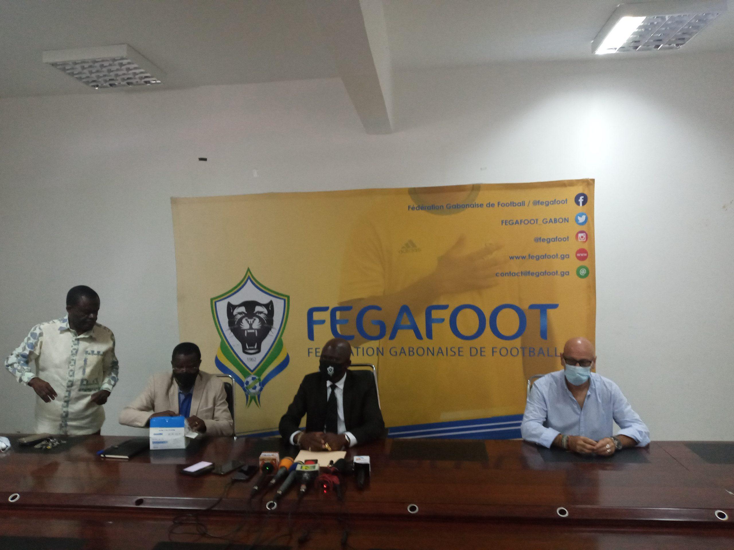 Part de vérité du président de la fegafoot sur le traitement des joueurs gabonais à la Gambie !