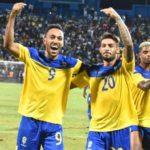 Le Gabon, vainqueur de la RD Congo 3-0 se qualifie pour la CAN 2021