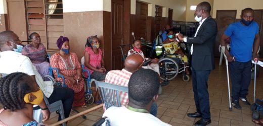 Centre social d'Akebe : le quotidien des habitants au cœur des préoccupations de l'hôtel de ville !