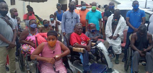 Centre social d'Akebe : La politique sociale de la mairie de Libreville continue !