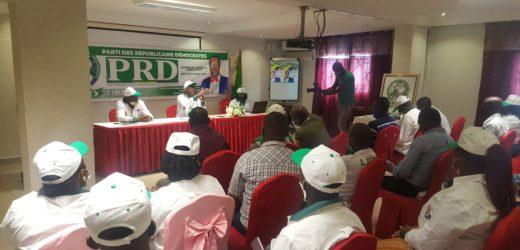 PRD: Statut et règlement intérieur au centre des débats !