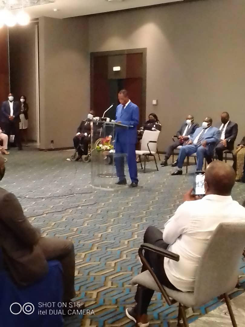 Le retour à la case PDG de René Ndemezo'o Obiang