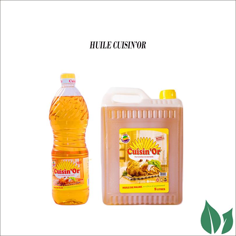 Gabon : hausse des prix de l'huile Cuisin'or : ce que l'on sait