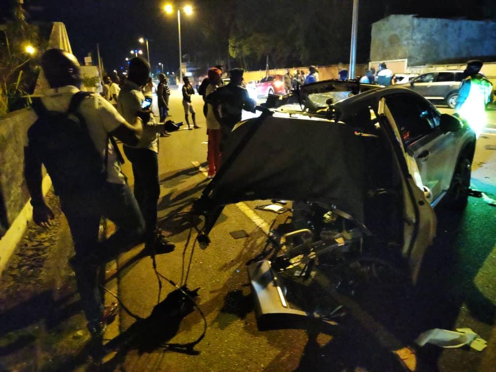 Accident mortel : une des victimes était Mme Allogho Akue !