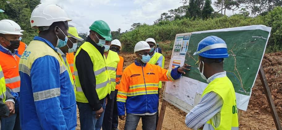Setrag: Brice paillat au fait des chantiers des zones instables !