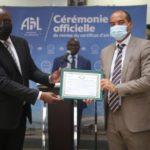 Le Certificat d'aérodrome décerné à l'aéroport international Léon Mba de Libreville !